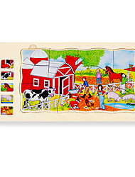 cheap -Wooden Puzzle Cool Exquisite Parent-Child Interaction Wooden 1 pcs Child's All Toy Gift