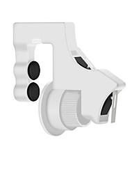abordables -JRD-193 Sans Fil Manette de contrôle de manette de jeu Pour Android ,  Portable / Cool Manette de contrôle de manette de jeu ABS 1 pcs unité