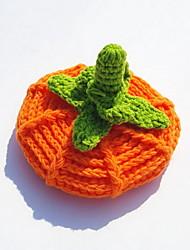 cheap -Infant Unisex Active Fruit Cotton Hats & Caps Orange One-Size
