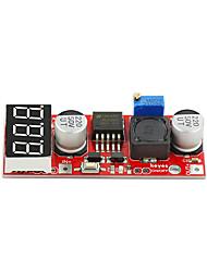 Недорогие -keyes lm2596s DC модуль понижающей мощности красный окружающей среды