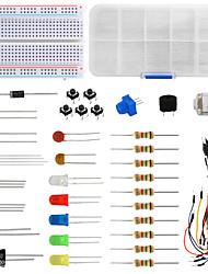 abordables -Kit de composants universels Keyes 503d pour les passionnés d'arduino electronic