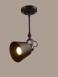 cheap -Novelty Pendant Light Ambient Light Painted Finishes Adjustable 110-120V / 220-240V Bulb Not Included / E26 / E27