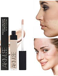 abordables -3 couleurs Humide Correcteur Correcteur / Liquide # simple / Haute qualité Visage Entier Soirée / Fête / Soirée / Soirée / Fête Maquillage Cosmétique