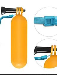 Недорогие -Telescopic Pole Плавающая рукоятка Легко для того чтобы снести Легкий вес 1 pcs Для Экшн камера Все Водные виды спорта ABS + PC