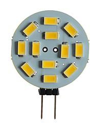 cheap -SENCART 1pc 5 W LED Bi-pin Lights 360 lm G4 MR11 T 12 LED Beads SMD 5630 Decorative Warm White White 12 V
