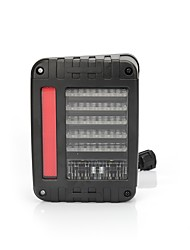 cheap -OTOLAMPARA 1 Piece None Car Light Bulbs 21 W Dip LED 2100 lm 42 LED Tail Light For Jeep Wrangler All years