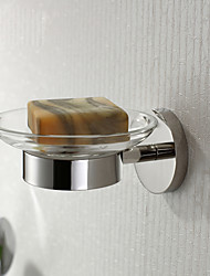 cheap -Bathroom Accessory Set / Soap Dispenser / Soap Dishes & Holders New Design / Cool / Multifunction Contemporary / Antique Stainless Steel 1pc - Bathroom Wall Mounted