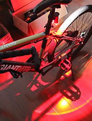cheap -- Bike Light Rear Bike Tail Light Safety Light LED Mountain Bike MTB Bicycle Cycling Waterproof Portable Quick Release Durable Li-polymer 150 lm Rechargeable USB Multi Color Cycling / Bike