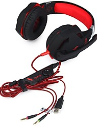 cheap -KOTION EACH G2100 Gaming Headset Wired with Microphone with Volume Control Gaming
