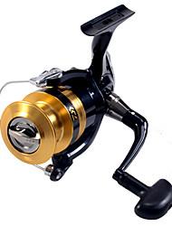 cheap -Fishing Reel Spinning Reel 5.3:1 Gear Ratio+6 Ball Bearings Hand Orientation Exchangable Sea Fishing / Lure Fishing