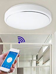 cheap -Modern Wifi LED Ceiling Lamp APP Control Ceiling Light for Living room Family home lighting AC110-240V
