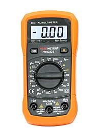 cheap -PEAKMETER PM8233B Digital Multimeter AC DC Voltage DC Current Resistance Diode Tester Multitester