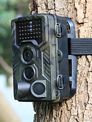 cheap -Hunting Trail Camera / Scouting Camera 16 MP 1080p Night Vision 120° Detecting Range 2'' LCD 42pcs IR LEDs Camping / Hiking / Caving Hunting Wildlife 850 nm 3.1 mm 1080p