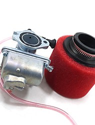 cheap -Molkt 26MM Carb Color Air Filter Set For Lifan 125 YX140 Loncin 150cc Dirt Pit Bike ATV