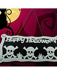 Недорогие -Праздничные украшения Украшения для Хэллоуина Halloween Оригинальные Белый 1шт