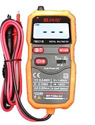 Недорогие -fs8231s цифровой высокоточный мультиметр переменное / постоянное сопротивление конденсатор мини анти-ожог цифровой мультиметр интеллектуальный автоматический диапазон