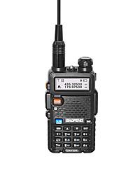 Недорогие -baofeng® dm-5r рация портативный 5km-10km 128 5w двухсторонняя радиостанция