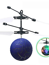 cheap -Science & Exploration Set Helicopter Helicopter Family Airplane Glow Remote Control / RC Cool Kids Adults' All Toy Gift / Parent-Child Interaction