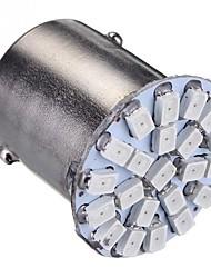 cheap -OTOLAMPARA 2pcs BA15S(1156) / BAU15S Car Light Bulbs SMD LED 352 lm 22 LED Turn Signal Light For Toyota Corolla / Camry 2018 / 2014 / 2015