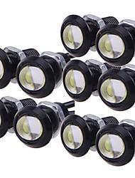 cheap -10pcs Car Light Bulbs 9 W High Performance LED 110 lm 1 LED Turn Signal Light For General Motors Universal