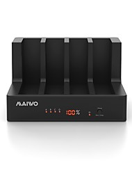 cheap -MAIWO USB 3.0 to SATA 3.0 External Hard Drive Docking Station Plug and play / with LED Indicator / Support Offline Copy 40000 GB K3094A