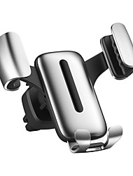 cheap -Car Mount Stand Holder Air Outlet Grille Buckle Type / Gravity Type / Adjustable Metal Holder