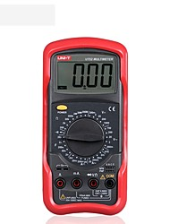 cheap -UNI-T Digital Multimeter UT51 Voltmeter Ammeter Ohmmeter Electrical Meter with LCD display multimeter