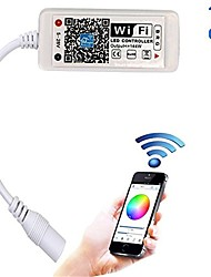 cheap -1pc Smart / WiFi / 3-Way ABS+PC RGB Controller for RGB LED Strip Light