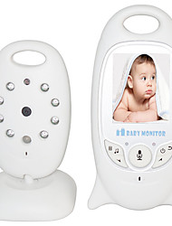 "cheap -Baby Monitor VB601 0.3mp CMOS 2.0"" LCD Display Night Vision 31° Range 5m 2.4GHz 400mAh"