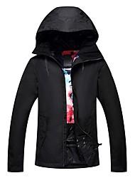 Недорогие -GSOU SNOW Жен. Лыжная куртка Лыжные очки Лыжи Зимние виды спорта Зимние виды спорта Полиэфир Верхняя часть Одежда для катания на лыжах