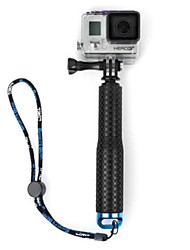 cheap -Telescopic Pole Easy to Carry Convenient Convenient Grip 1 pcs For Action Camera All Gopro Camping / Hiking / Caving Outdoor Aluminium alloy