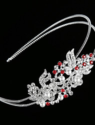 cheap -Headbands / Decorations Hair Accessories Crystal / Alloy Wigs Accessories Women's 1 pcs pcs cm Wedding / Festival Classic Jewelry / Wedding Women / Crystal / Rhinestone