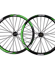 cheap -NEASTY 29 inch Wheelsets Cycling 30 mm MTB / Mountain Bike Carbon Fiber / Carbon / Carbon Fibre Clincher 28/28 32/32 Spokes 23 mm