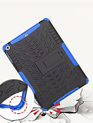 cheap -Case For Apple iPad (2018) / iPad Pro 11'' / iPad (2017) Shockproof / with Stand Back Cover Armor Hard PC