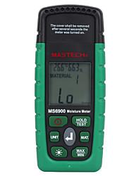 Недорогие -mastech ms6900 цифровой измеритель влажности деревянный пиломатериал бетонные здания температурный тестер влажности с подсветкой дисплея lcd