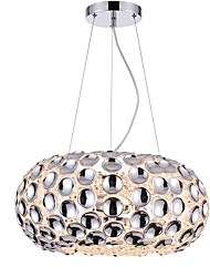 cheap -CXYlight 3-Light 56 cm New Design Pendant Light Acrylic Acrylic Globe Electroplated Contemporary / Modern 110-120V / 220-240V