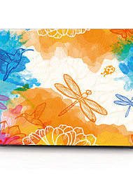 cheap -MacBook Case for Air Pro Retina 11 12 13 15 Oil Painting PVC Laptop Cover Case for Macbook New Pro 13.3 15 inch with Touch Bar