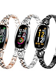 cheap -Indear H8 Women Smart Bracelet Smartwatch Android iOS Bluetooth Waterproof Touch Screen Heart Rate Monitor Blood Pressure Measurement Sports Pedometer Call Reminder Activity Tracker Sleep Tracker