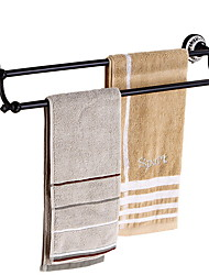 cheap -Towel Bar New Design / Cool Modern Metal 1pc 2-tower bar Wall Mounted