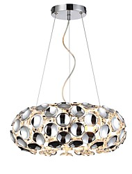 cheap -CXYlight 3-Light 48 cm New Design Pendant Light Acrylic Acrylic Globe Electroplated Contemporary / Modern 110-120V / 220-240V