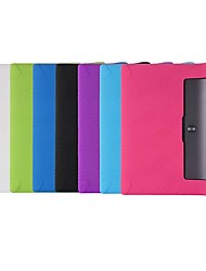 cheap -Case For Lenovo Lenovo Yoga Tab 3 10.1 (YT3-X50F / M) Shockproof / Ultra-thin Full Body Cases Solid Colored Soft Silica Gel