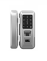 cheap -Factory OEM Intelligent Lock Smart Home Security iOS / Android System RFID / Anti peeping password / Random security code settings Hotel / Office (Unlocking Mode Fingerprint / Password / Mechanical