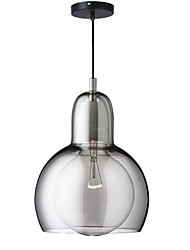 cheap -Mini Pendant Light Ambient Light Electroplated Glass Glass 110-120V 220-240V Bulb Not Included FCC E26 E27