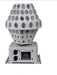 cheap -Double-layer Starry Sky LED Pattern Magic Ball light KTV Flash Room Stage Lighting Sound Control Stroboscopic Laser Laser Light