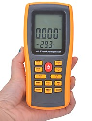 cheap -BENETECH GM8902 0-45M/S Digital Anemometer Wind Speed Meter Air Volume Ambient Temperature Tester With USB Interface