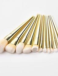 cheap -12pcs Makeup Brushes Professional Blush Brush / Eyeshadow Brush / Lip Brush Nylon fiber Full Coverage
