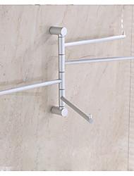 cheap -Towel Bar Contemporary Aluminum 1 pc - Hotel bath 4-towel bar
