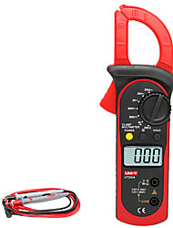 cheap -Bside UT203 Multimeter Digital Clamp Meter AC/DC Voltmeter Current Voltage Resistance Capacitance Temperature Measurement