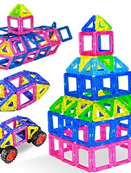 cheap -Magnetic Blocks Magnetic Tiles 38 pcs Parent-Child Interaction All Boys' Girls' Toy Gift