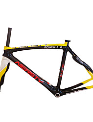 cheap -Road Frame Carbon Fiber Bike Frame 700C N / A 3K cm inch
